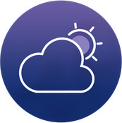 Widget for The Weather Channel for Mac 1.1.0 官方版