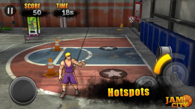 街头篮球手游 v2.5.0.6 安卓最新版