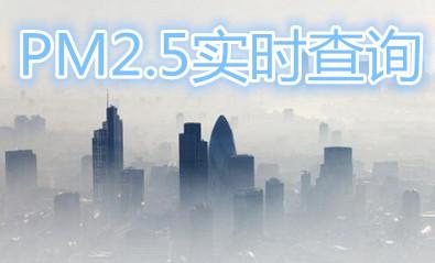 pm2.5实时查询合集