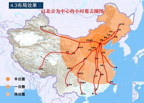 中国标志风景地图