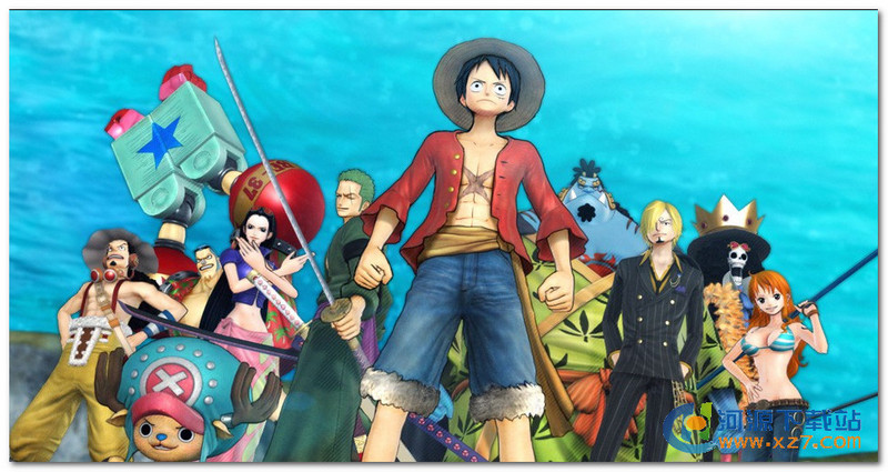海贼无双3 One Piece: Pirate Warriors 3