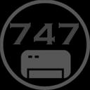 747微信打印机 2.0 绿色版