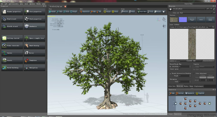 speedtree cinema安装教程,speedtree cinema破解方法
