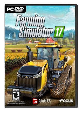 farming simulator17中文版