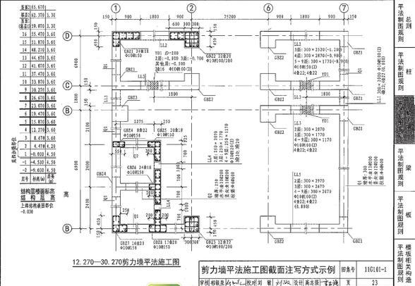 11g101-1图集完整版 pdf电子版