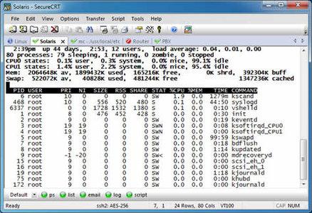 securecrt终端仿真程序破解版