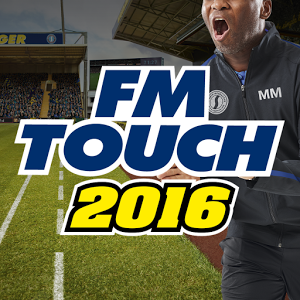 Football Manager Touch 2016(足球经理触摸版 2016)