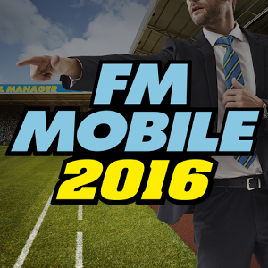 Football Manager Mobile 2016《足球经理移动版 2016》