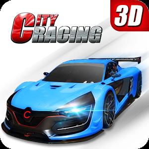 城市赛车3D破解版手游v3.8.