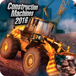 模拟建筑2016 Construction Machines 2016 安卓版 1.11