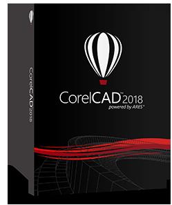 CorelCAD 2018 for mac 官方简体中文版