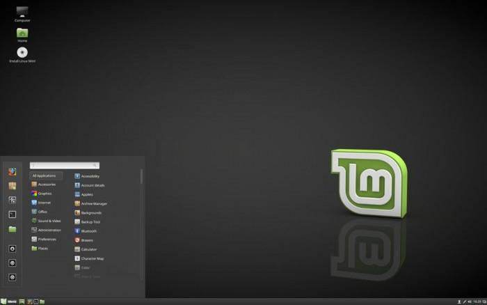 linux mint debian edition操作系�y Betsy�定版