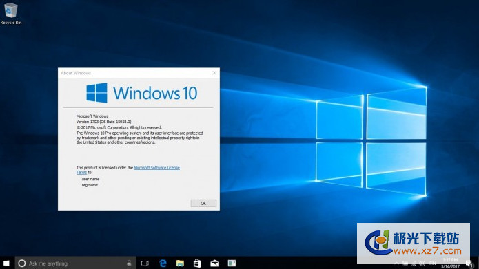 Windows 10 Insider Preview 15060 (rs2_release) ISO镜像 x32/64位