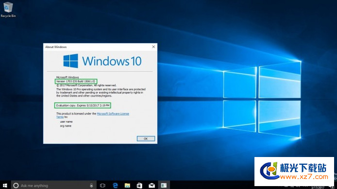 Windows 10 Insider Preview 15061 (rs2_release) ISO镜像 x32/64位