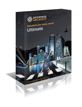 UML�件�_�l�c建模工具 Enterprise Architect Ultimate Edition 13.5 �K�O版破解版(附注�源a)