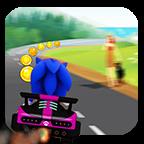 索尼克赛车sonic racing car