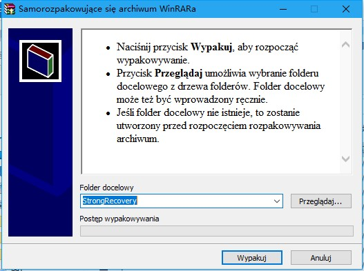 StrongRecovery Portable 3.9.3.0