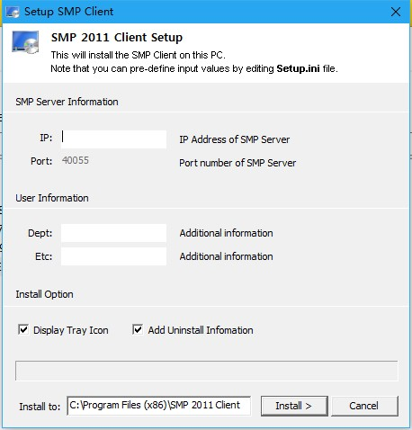 SMP Standard Package 13.2.4