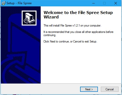 File Spree 1.21 R2