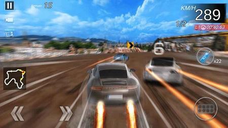 狂野城市飞车游戏 v1.1.2 安卓版