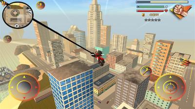 火柴人绳索英雄2破解版 v3.0.0.3 安卓免费版