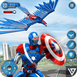 机器人绳索英雄破解版 v1.4 安卓版