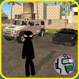 火柴人绳索英雄警察版 v3.0 安卓版