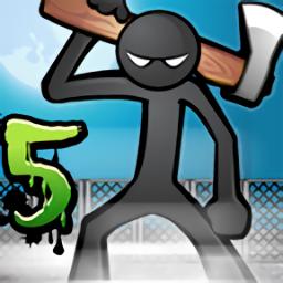 愤怒的火柴人5破解版(angerofstick5) v1.1.5 安卓版