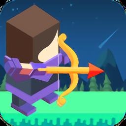 弓箭手英雄内购破解版 v1.0.0 安卓无限钻石版