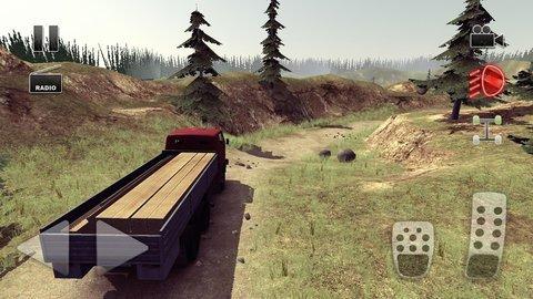 疯狂卡车司机破解版 v1.2.011 安卓版