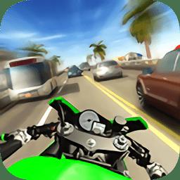 真实模拟公路摩托破解版v1.6.4 安卓版