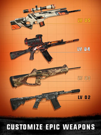 狙击猎手普通版手游 v2.23.12 安卓版