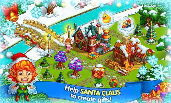 梦幻花园圣诞节版 v2.2.2 安卓版