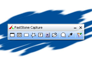 faststone capture免安装