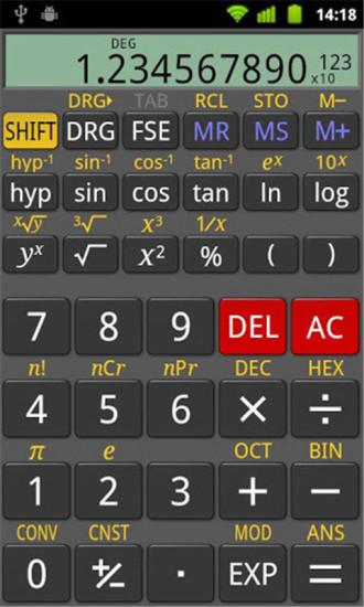 万能科学计算器app v1.07.196 安卓中文版