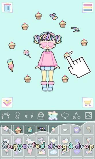 粉彩女孩中文版(pastel girl) v2.1.8 安卓版