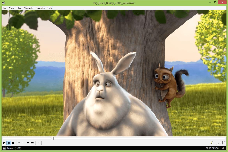 MPC-HC(小巧媒体播放器) v1.7.15 多语言绿色版