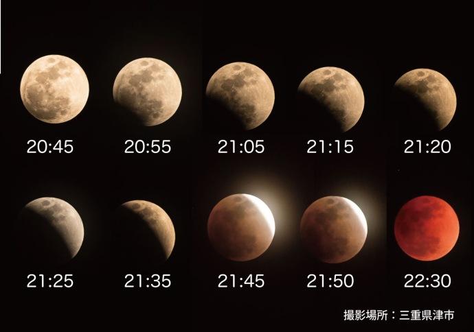 2018蓝血月月全食变更 蓝血月(月全食)恶搞表情包