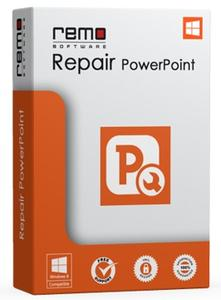 PowerPoint修�凸ぞ撸�Remo Repair PowerPoint)