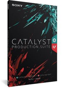 Catalyst Production Suite 2018(SONY高清视频剪辑App) v1.0