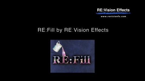 AE�G失像素�c填充修�筒寮�(RevisionFX REFill) v2.2