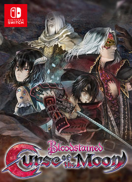 血迹:月之诅咒(Bloodstained: Curse of the Moon) Unleashed硬盘版