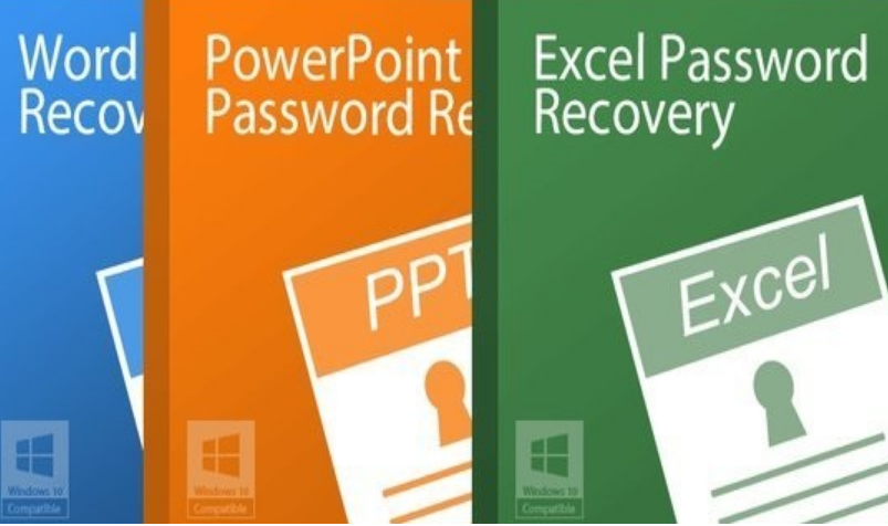 Word/PowerPoint/Excel Password Recovery密码破解