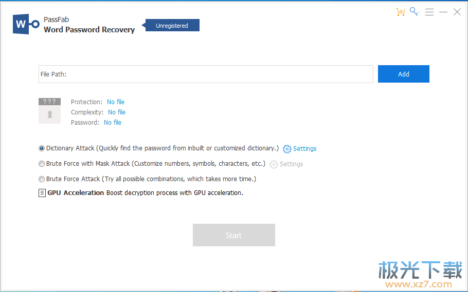 word文档密码破解工具(Passcape Word Password Recovery Pro) v8.3.0 破解版