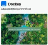 Dockey for Mac