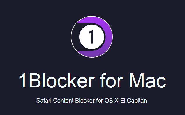 1Blocker(mac�W��V告跟�代�a屏蔽工具)