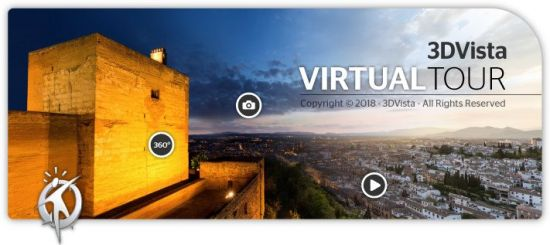 3DVista Virtual Tour Suite(360°全景照��建工具)