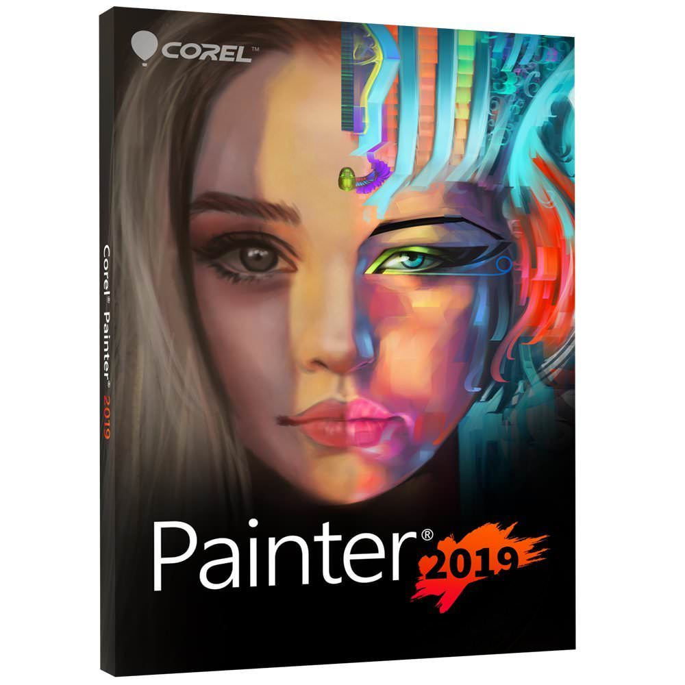 Corel Painter 2019 mac激活版