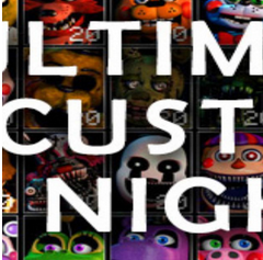 究极定制之夜Ultimate Custom Night