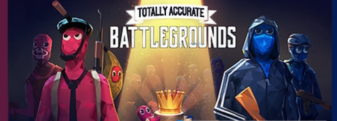 全面���吃�u模�M器Totally Accurate Battlegrounds 免安�b硬�P版